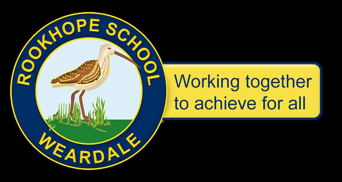 Rookhope School Weardale logo